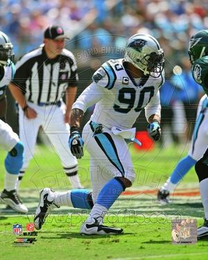 Carolina Panthers - Julius Peppers Photo