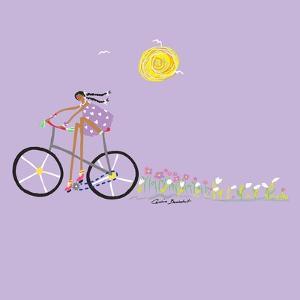 Tour de Girls 2 by Caroline Benchétrit