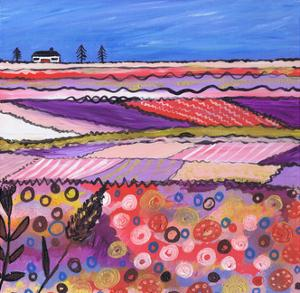 A Country View by Caroline Duncan