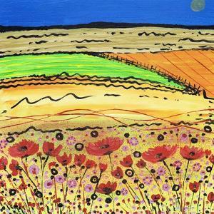 A Golden Summer by Caroline Duncan