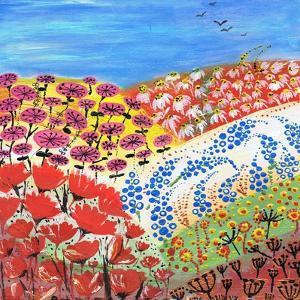 Flower Fusion by Caroline Duncan