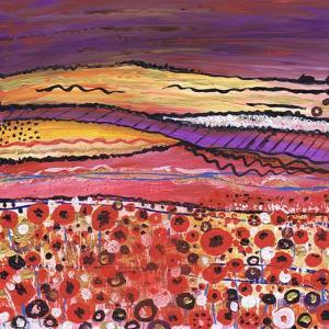 Purple Haze by Caroline Duncan