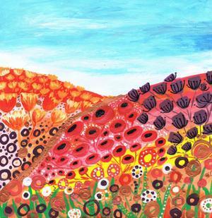 Spring Valley by Caroline Duncan
