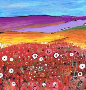 Springtime Flowers by Caroline Duncan