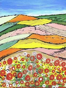 The Colours of Spring by Caroline Duncan