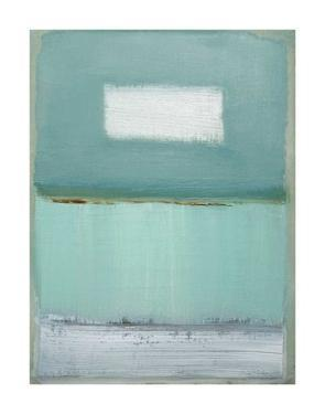 Azure Blue I by Caroline Gold