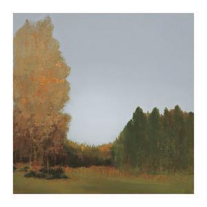Copper Grove I by Caroline Gold