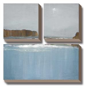 Lulworth Cove by Caroline Gold