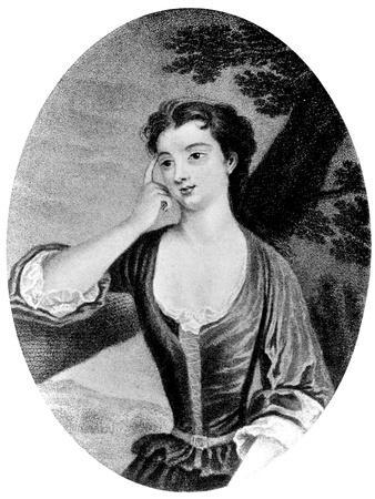Lady Mary Wortley Montagu - portrait