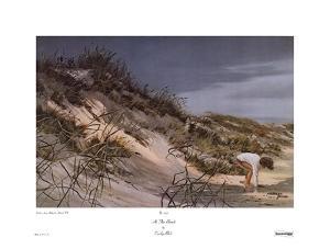 At The Beach by Carolyn Blish