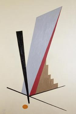 Ascending, 2004 by Carolyn Hubbard-Ford