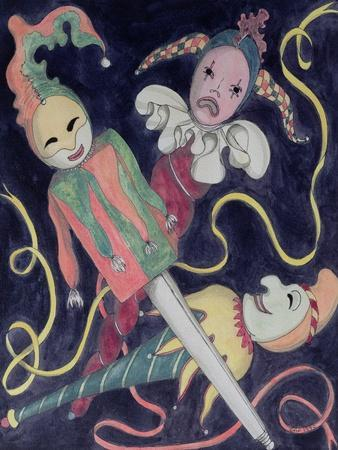 The Jester's Puppets