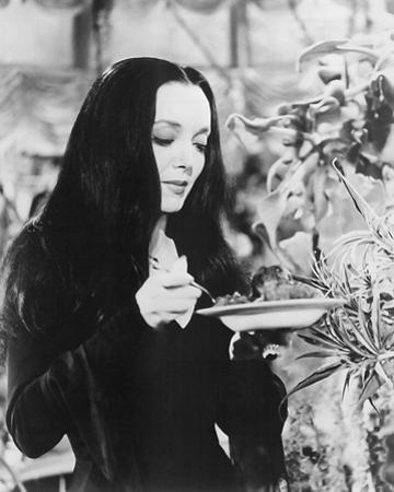 Carolyn Jones - The Addams Family