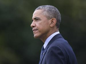 Obama by Carolyn Kaster