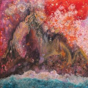 Celestial Mountain, 2006 by Carolyn Mary Kleefeld