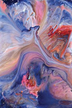 Dimensional Horizons, 1989 by Carolyn Mary Kleefeld