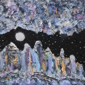 Ithaca Refound, 2011 by Carolyn Mary Kleefeld