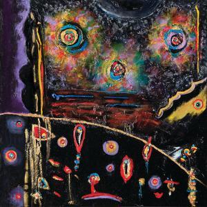 Night Seed Transmission, 2007 by Carolyn Mary Kleefeld