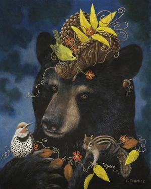Barbeara's Elegant Hat by Carolyn Schmitz