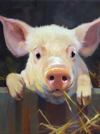 Farm Club I by Carolyne Hawley