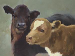 Farm Pals II by Carolyne Hawley