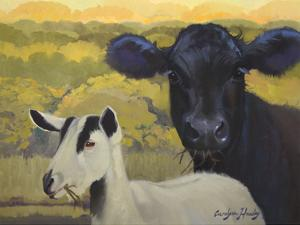 Farm Pals IV by Carolyne Hawley