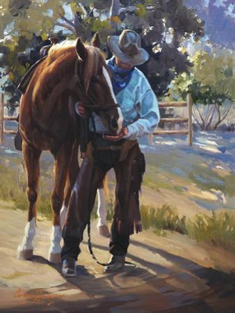 Pardners by Carolyne Hawley