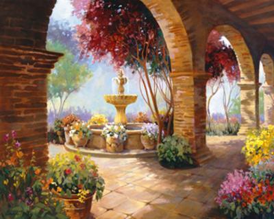 Primavera by Carolyne Hawley