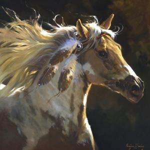 Spirit Horse by Carolyne Hawley