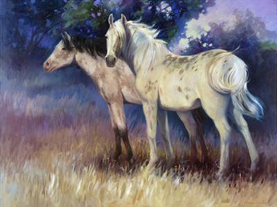Still Free by Carolyne Hawley