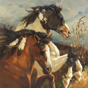 Wind Voyager by Carolyne Hawley