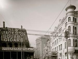 Carondelet Street, New Orleans, La.