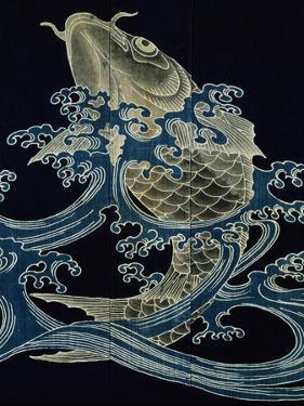 Carp in Waves