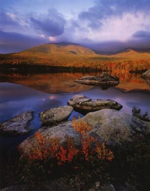 Mount Katahdin by Carr Clifton