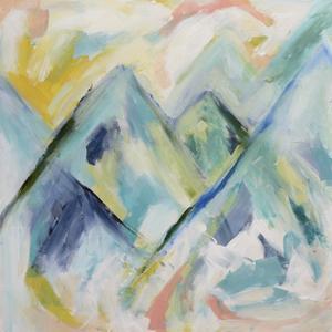 Mile High by Carrie Schmitt