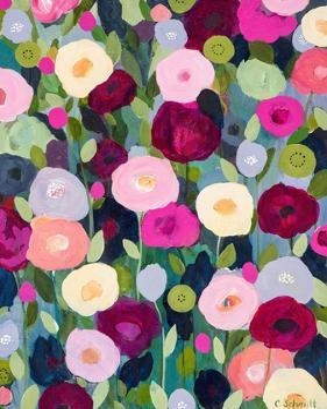 Night Garden by Carrie Schmitt