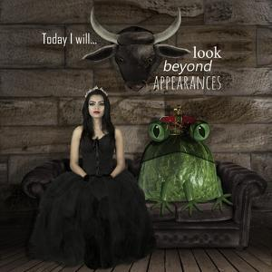 Beyond Appearances by Carrie Webster