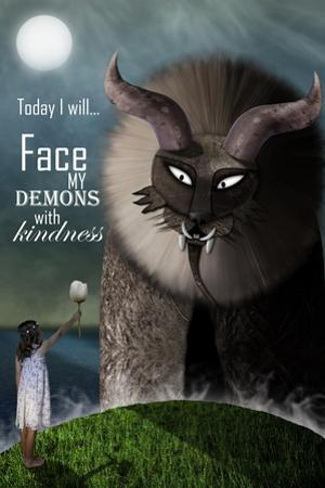 Face your Demons by Carrie Webster