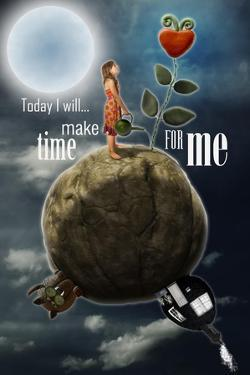 Make Time by Carrie Webster
