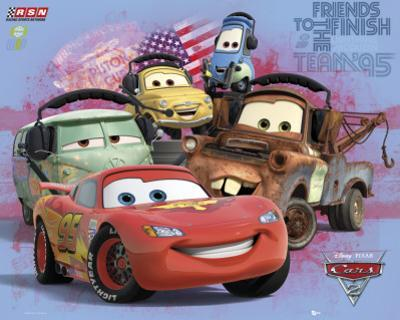 Cars 2 - Group
