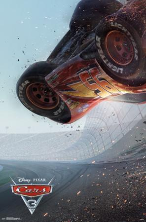 Cars 3 - One Sheet