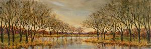 Twilight on the River by Carson