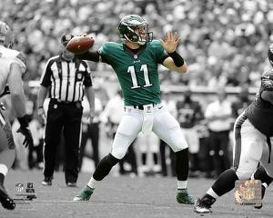 Carson Wentz First Career Touchdown Pass- September 11, 2016 Spotlight