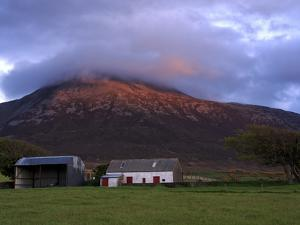 Croagh Patrick, County Mayo, Connacht, Republic of Ireland, Europe by Carsten Krieger