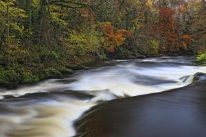 Roe Valley, County Londonderry, Ulster, Northern Ireland, United Kingdom, Europe by Carsten Krieger