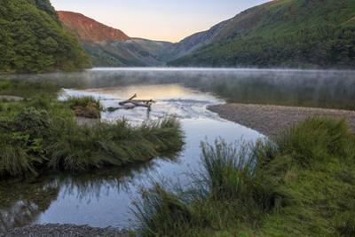 Upper Lake, Glendalough, County Wicklow, Leinster, Republic of Ireland, Europe by Carsten Krieger