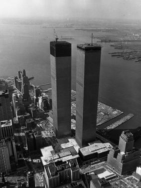 Trade Center by Carsten