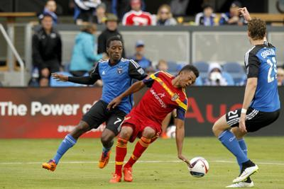 MLS: Real Salt Lake at San Jose Earthquakes by Cary Edmondson