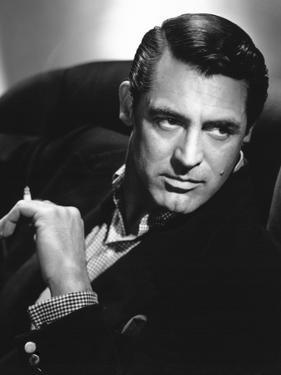"Cary Grant. ""Notorious"" 1946, Directed by Alfred Hitchcock"