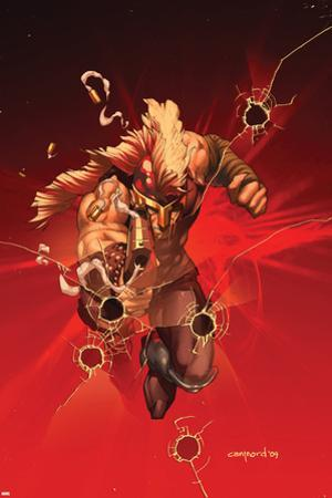 Dark Avengers: Ares No.1 Cover: Ares